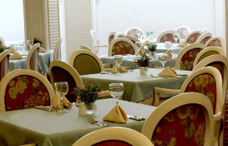 Lancaster Hotel & Business - Restaurant - 11