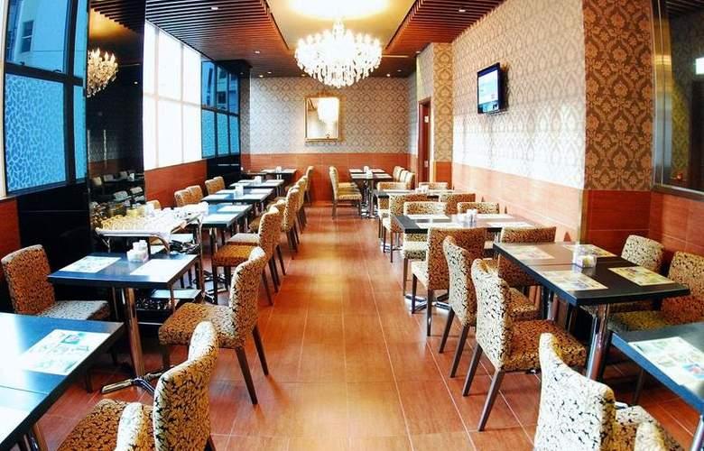 Best Western Hotel Causeway Bay - Restaurant - 35