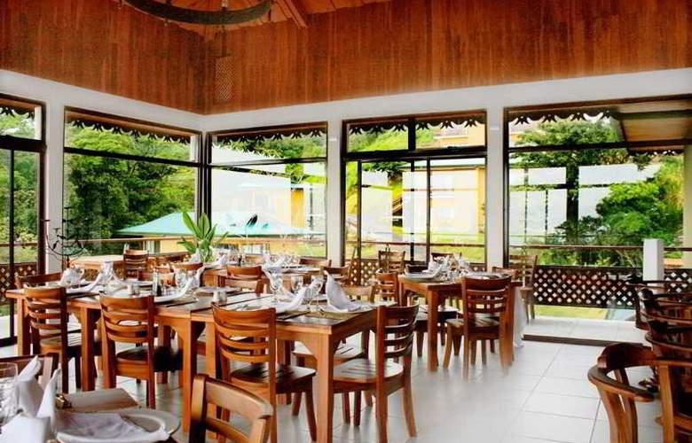Ficus Lodge - Restaurant - 12