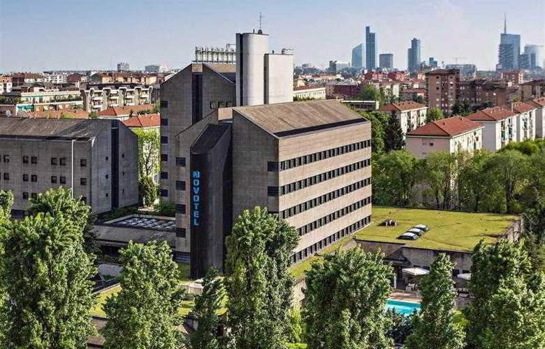 Novotel Milano Nord Ca Granda - Hotel - 32