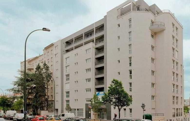 Appart City Lyon Villeurbanne - Hotel - 0