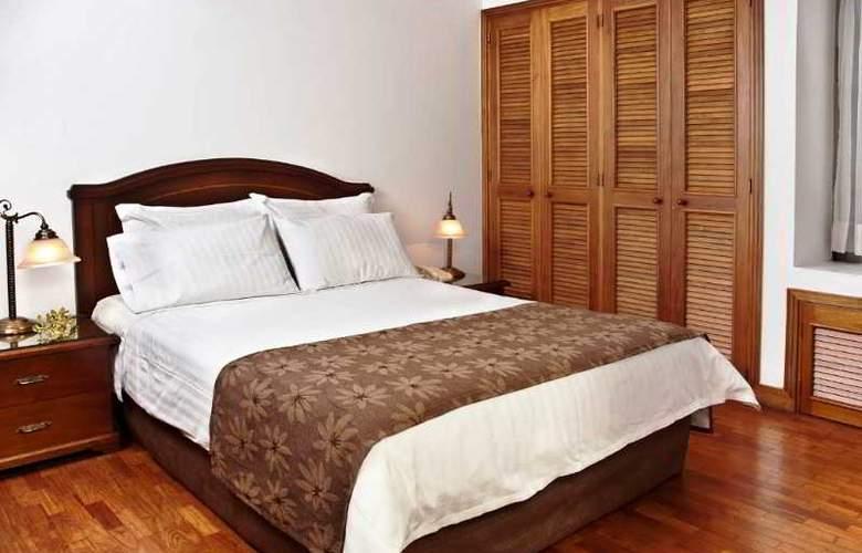 Alcazar de Oviedo Aparta Hotel - Room - 1
