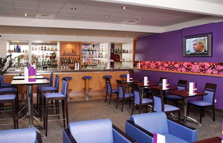 Novotel Sophia Antipolis - Bar - 3