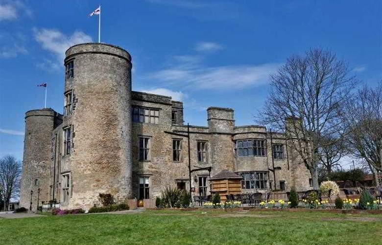 Best Western Walworth Castle Hotel - Hotel - 42
