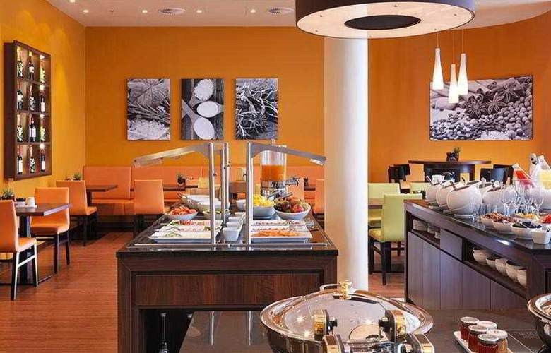 Courtyard By Marriott Basel - Restaurant - 4