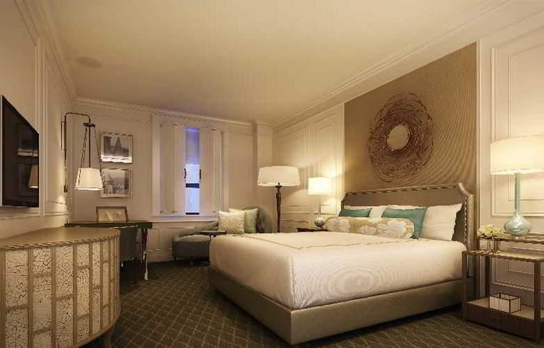 Fairmont Le Chateau Frontenac - Room - 7