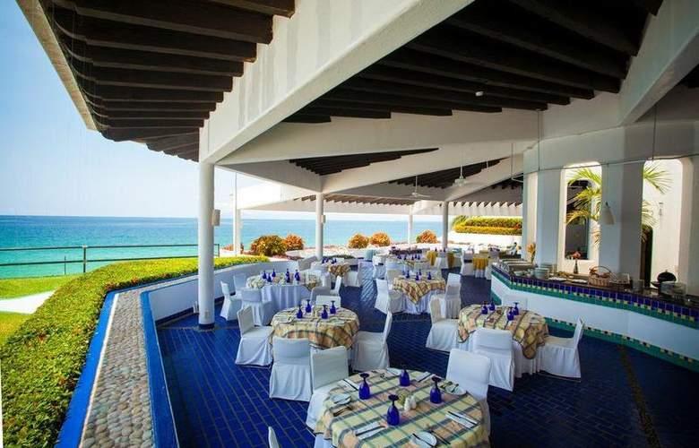 Grand Park Royal Luxury Resort Puerto Vallarta - Restaurant - 26