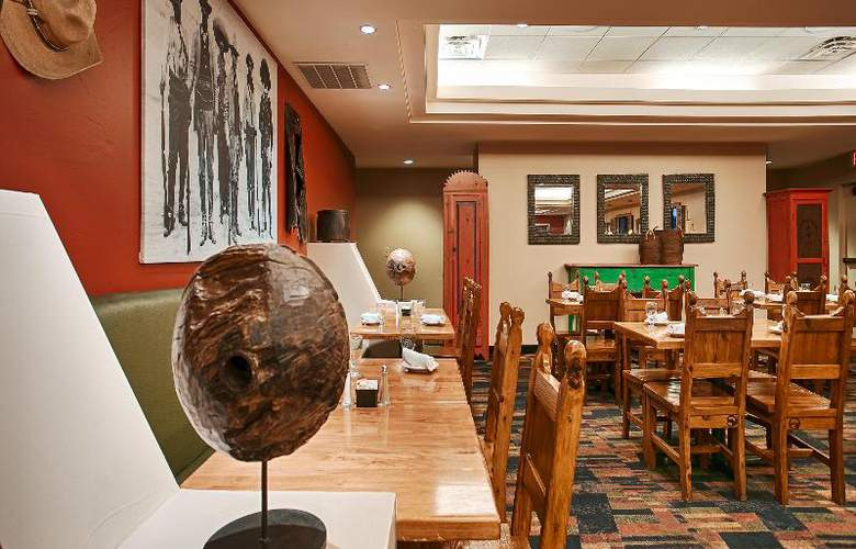 Best Western Plus Rio Grande Inn - Restaurant - 74