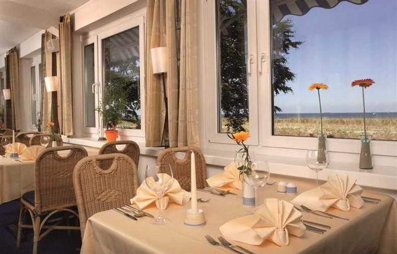Best Western Hanse Hotel Warnemuende - Hotel - 19