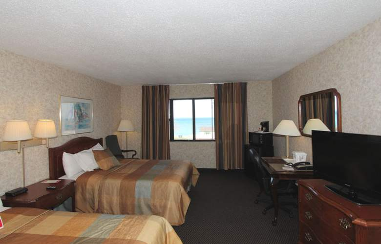 Ramada Lake Shore Chicago - Room - 10