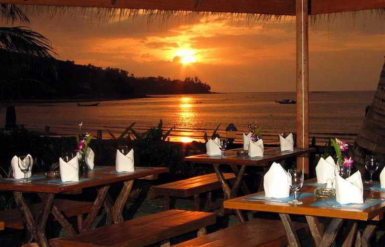 Kamala Beach Hotel & Resort - Restaurant - 7