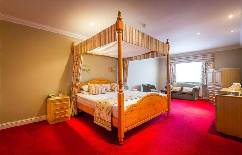 Best Western Consort Hotel - Room - 60