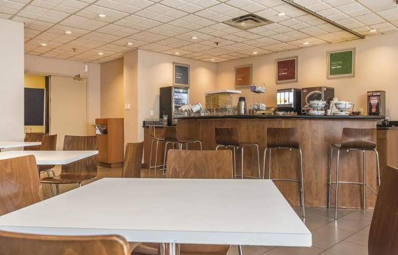 Comfort Suites Downtown - Meals - 3
