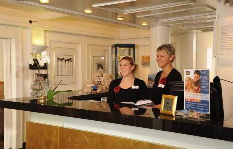 Best Western Premier Victoria - Hotel - 23