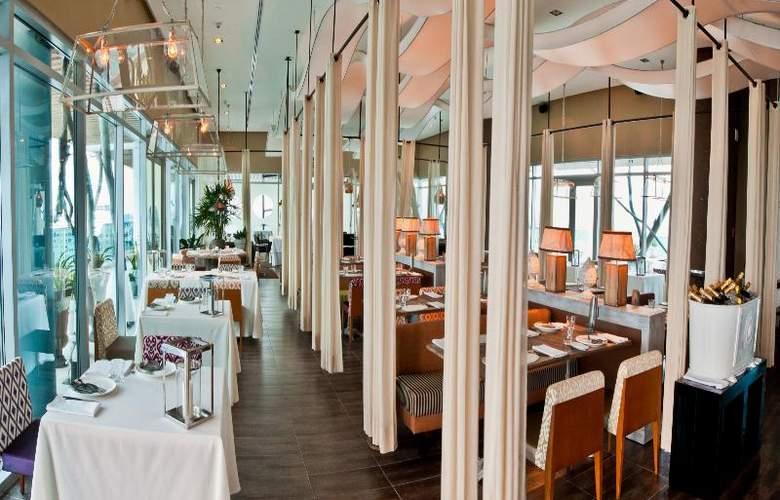 Las Americas Torre Del Mar - Restaurant - 37