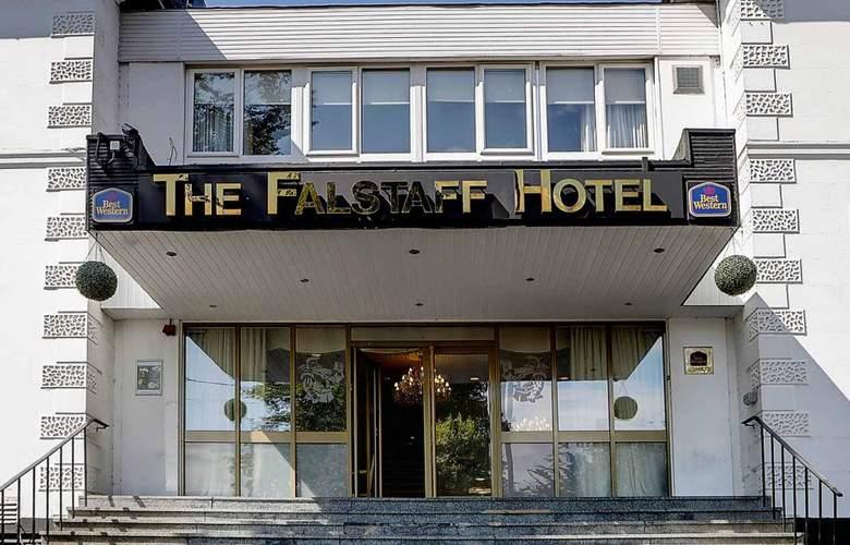 Best Western Falstaff Hotel - Hotel - 0