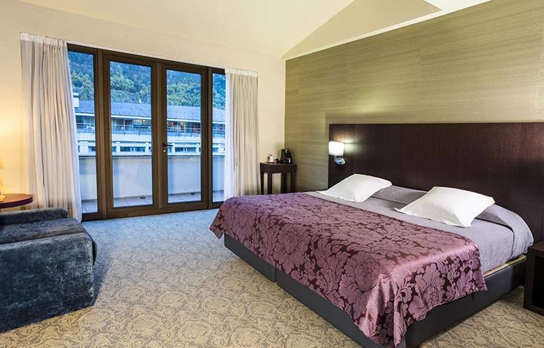 Sercotel Magic Andorra - Room - 12
