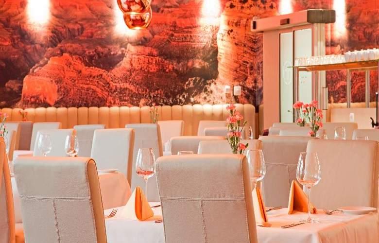 Haston City Hotel - Restaurant - 24