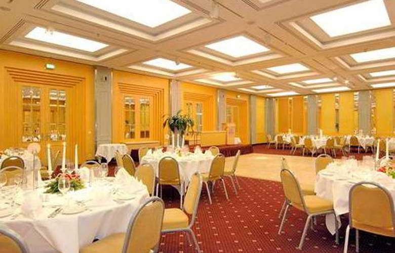 Hilton Munich City - Restaurant - 6
