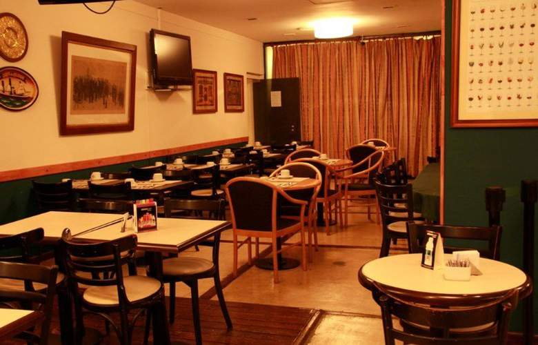Mayflower Suites - Restaurant - 8
