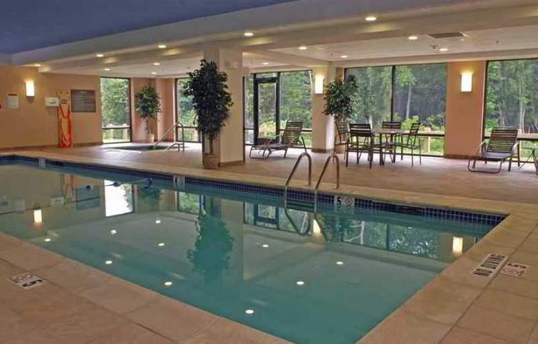 Hampton Inn Raynham-Taunton - Hotel - 9
