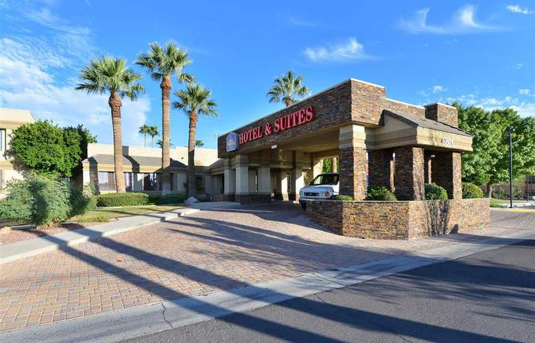 Best Western Tucson Int'l Airport Hotel & Suites - Hotel - 89