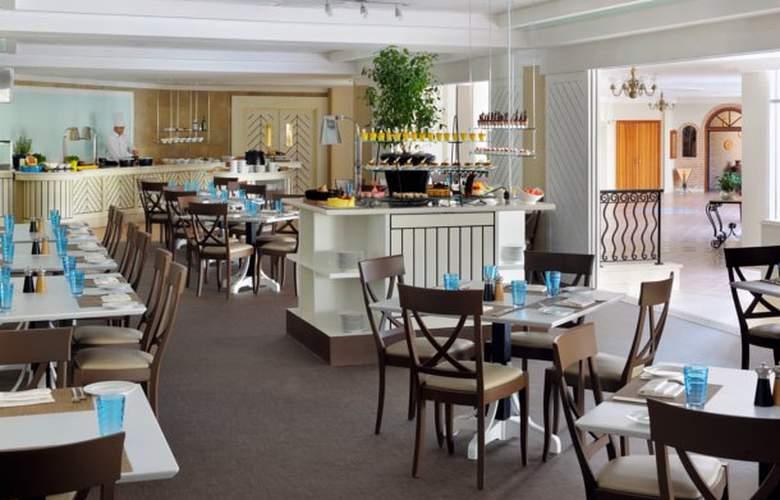 Courtyard Marriot, Green Community - Restaurant - 48