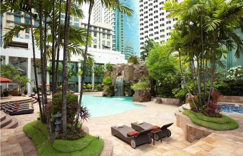 Diamond Hotel Philippines - Pool - 8
