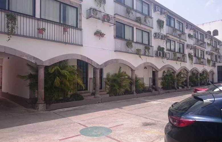 Hacienda de Castilla - Hotel - 12