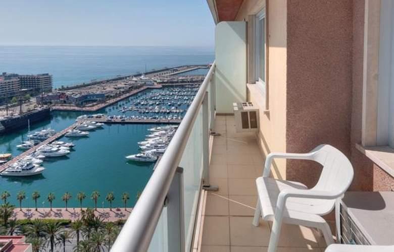 Tryp Alicante Gran Sol - Room - 17