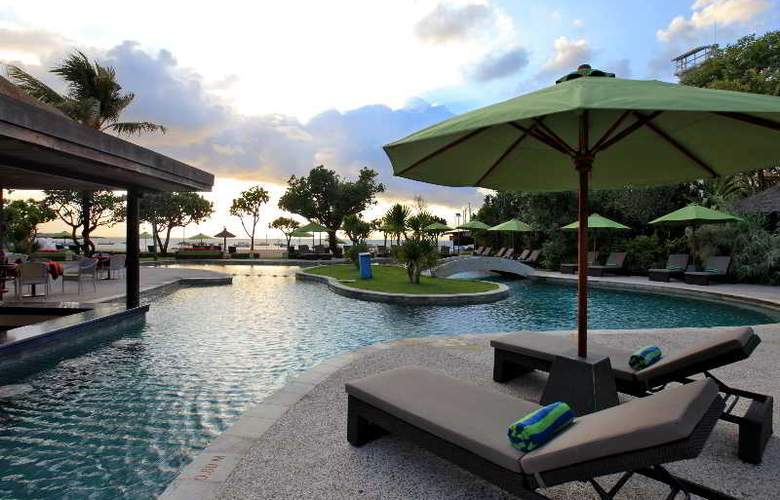 The Tanjung Benoa Beach Resort - Pool - 32