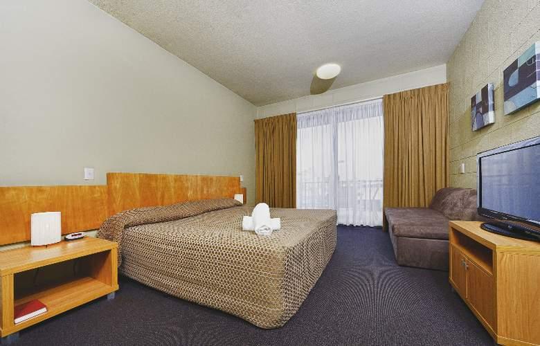 Gilligan's Backpackers Hotel & Resort Cairns - Room - 3