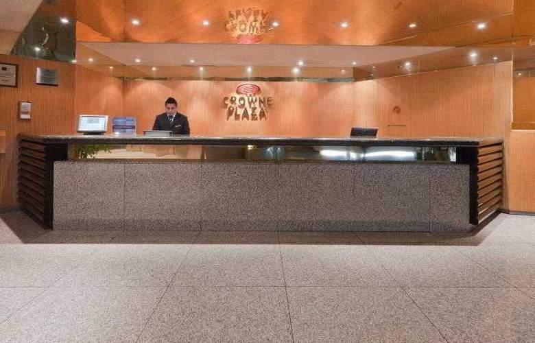 Crowne Plaza Mexico Norte Tlalnepantla - Hotel - 21