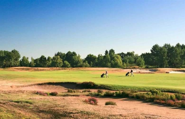 Golf du Medoc Hotel et Spa - Bar - 41