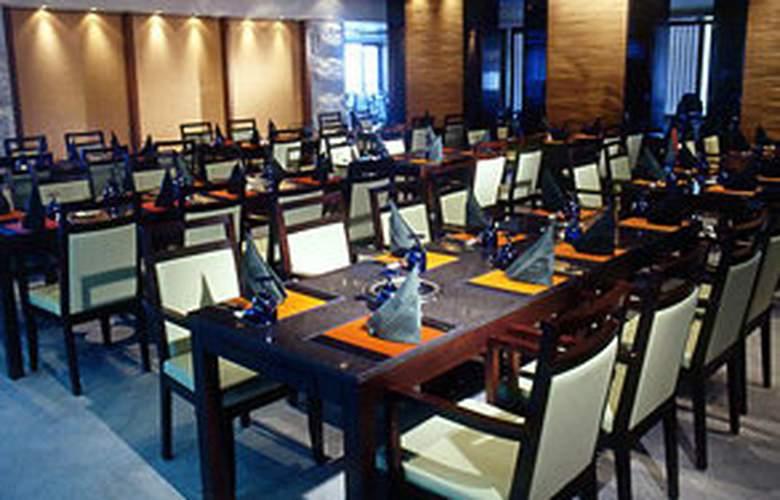 Sheraton Grande Walkerhill - Restaurant - 5