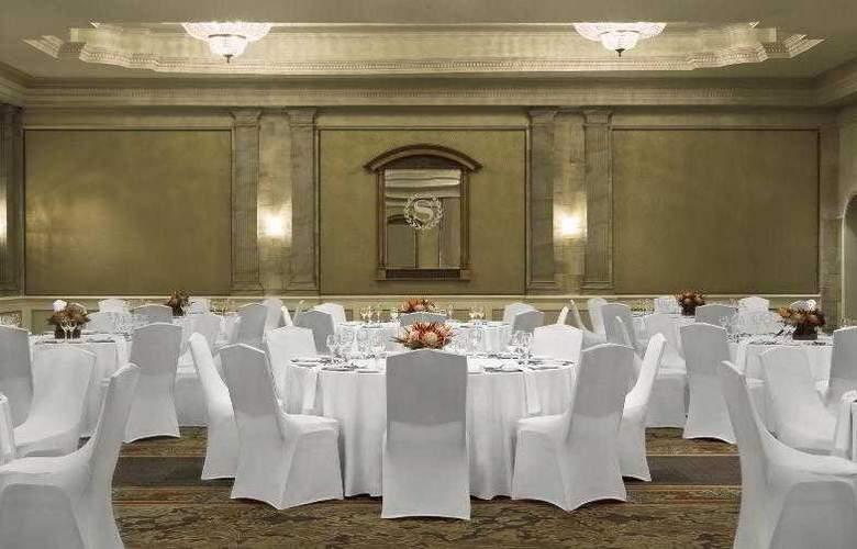 Sheraton Pretoria - Hotel - 19