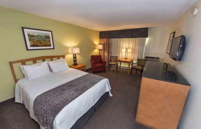Best Western Rocky Mountain Lodge - Hotel - 13