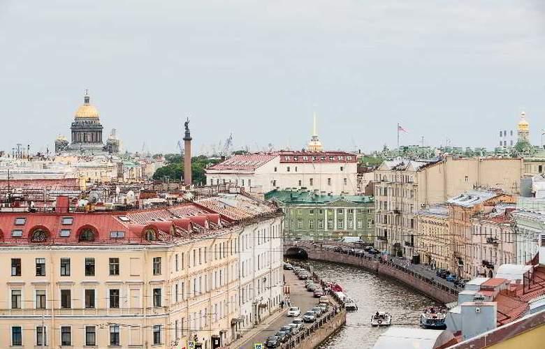 Nevsky Sky Hotel - Hotel - 10