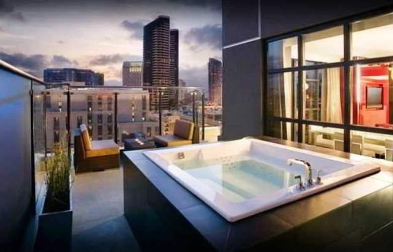 Hard Rock Hotel San Diego - Terrace - 8