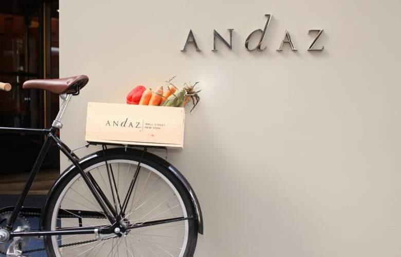 Andaz Wall Street - Hotel - 0