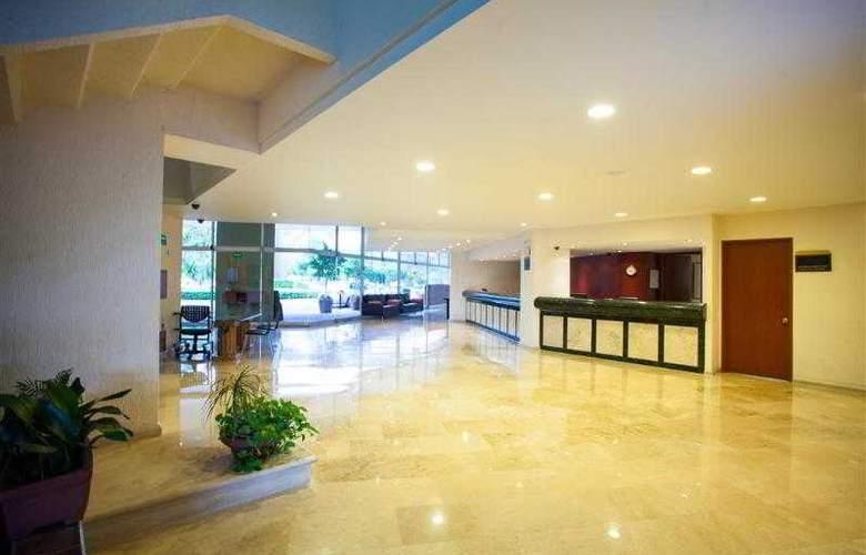Best Western Plus Gran Morelia - Hotel - 82