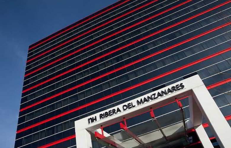 NH Madrid Ribera del Manzanares - Hotel - 7