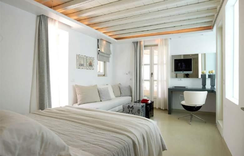 Semeli Hotel - Room - 0