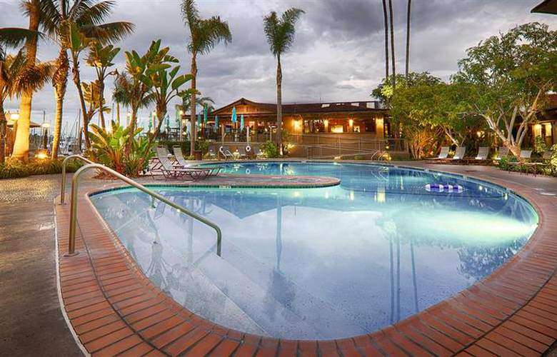 Island Palms Hotel & Marina - Pool - 52