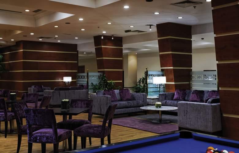Movenpick Cairo Media City - Bar - 4