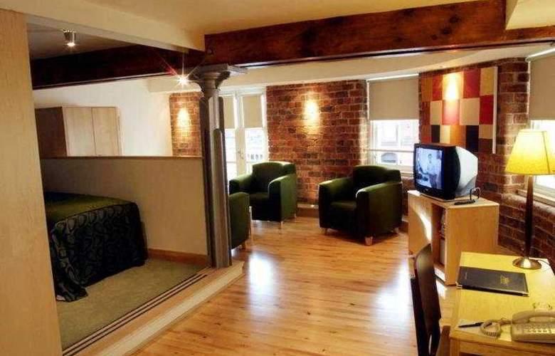 Menzies Glasgow Superior Suite Apartments - Room - 3