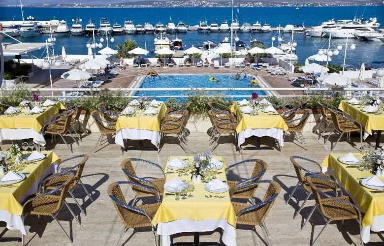 Altin Yunus Resort & Thermal Hotel - Terrace - 12