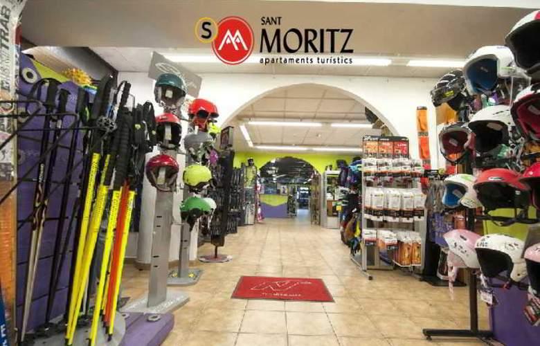 Apartamentos Sant Moritz - Bar - 40