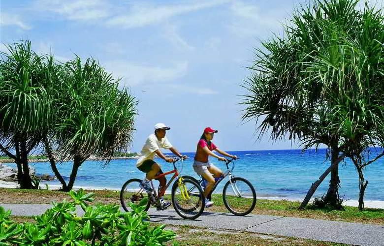 Bintan Lagoon Resort - Beach - 18