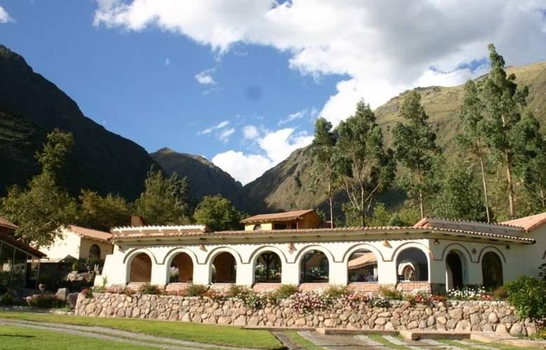 La Hacienda Del Valle - Hotel - 5